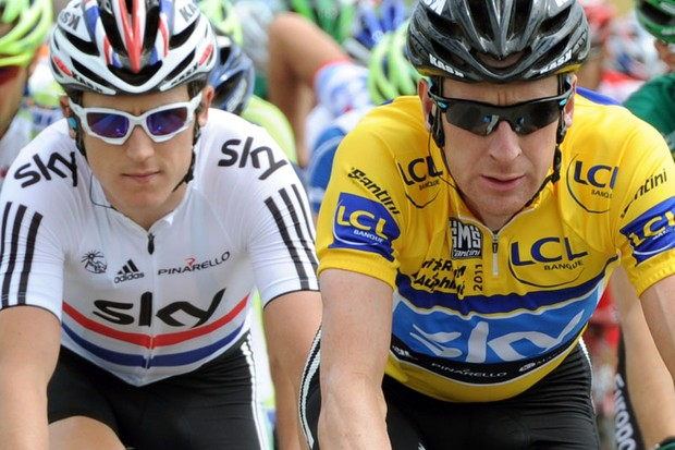 Geraint Thomas and Brad Wiggins will feature in Sky's line up for the Tour de France