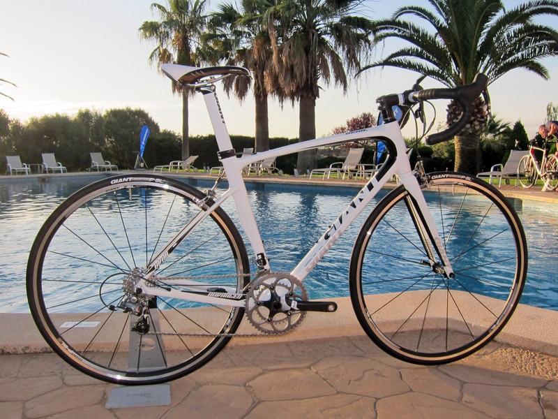 Giant 2012 road launch - BikeRadar