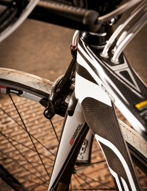 The current B12 started life as the flagship DA frame four years ago, so it's loaded with state-of-the art features