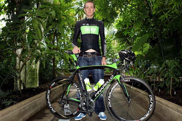 Brad Wiggins says he'll be back to his best for the Tour de France