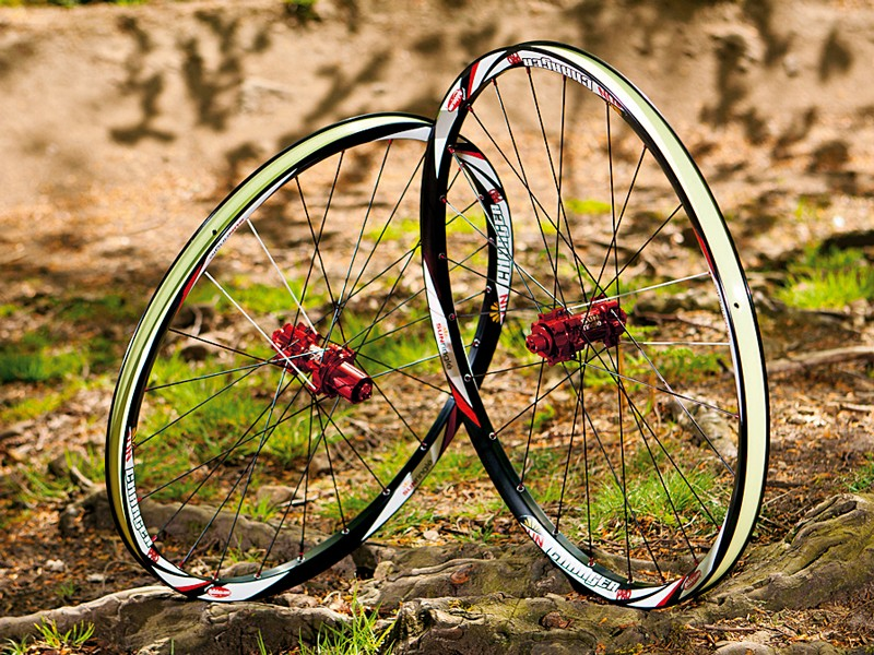 Sun Ringle Charger wheelset