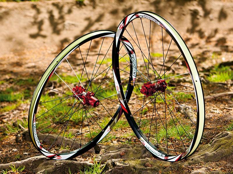 Sun Ringle Charger wheelset
