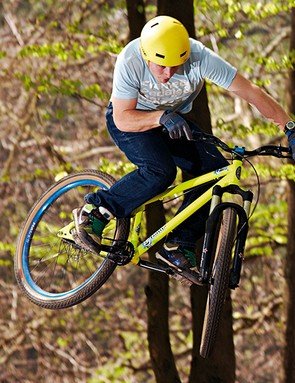 A great entry into dirt jumping and general playing about, and at an affordable price for the quality spec
