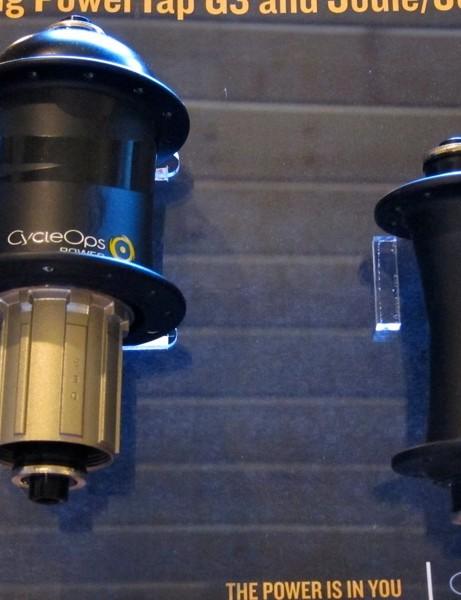 The PowerTap G3 hubset