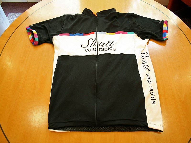 Shutt Velo Rapide Race Team Jersey