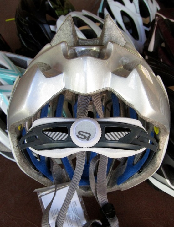 Cannondale's top three helmets offer the SI Ergo Fit SL Retention system