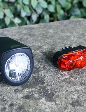 Cateye LED Cycle Light Set