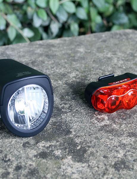 Cateye LED Cycle Light Set