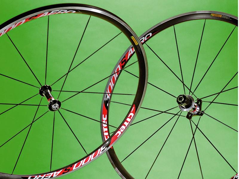 Citec 3000 S Aero wheelset