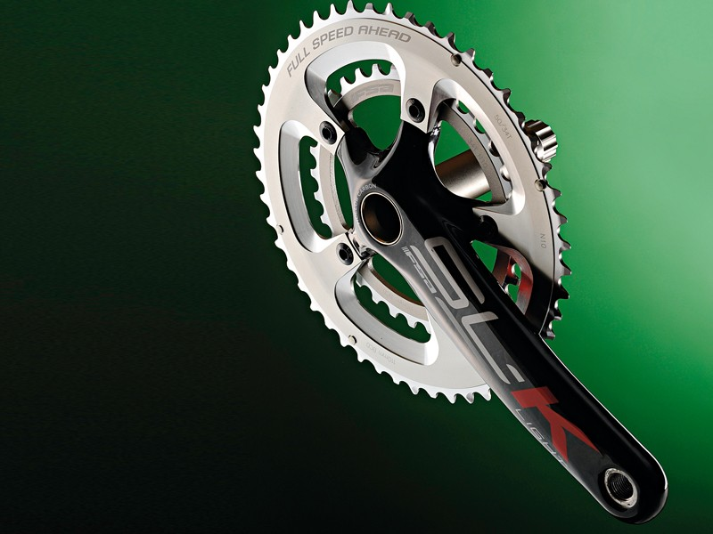 FSA SL-K Light carbon compact crankset