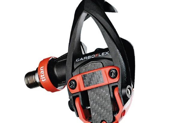Time I-Clic Carbon Titanium pedals