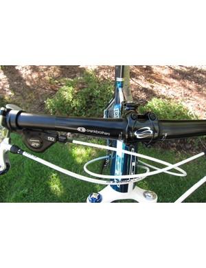 crankbrothers' Cobalt 2 low-rise handlebar