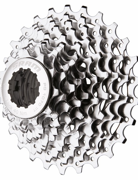 The cassette is the existing SRAM PG 1070