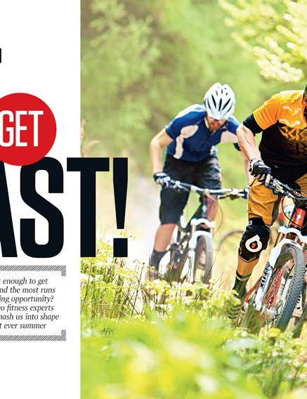 You can read a full feature about how to make training more fun in this month's Mountain Biking UK, issue number 265