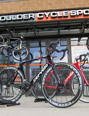 Boulder Cycle Sport have Cervelo's new S5, now