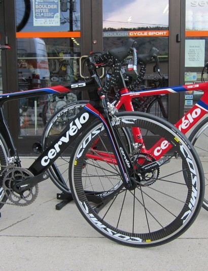 At Boulder Cycle Sport we were given the chance to compare S5 to S3