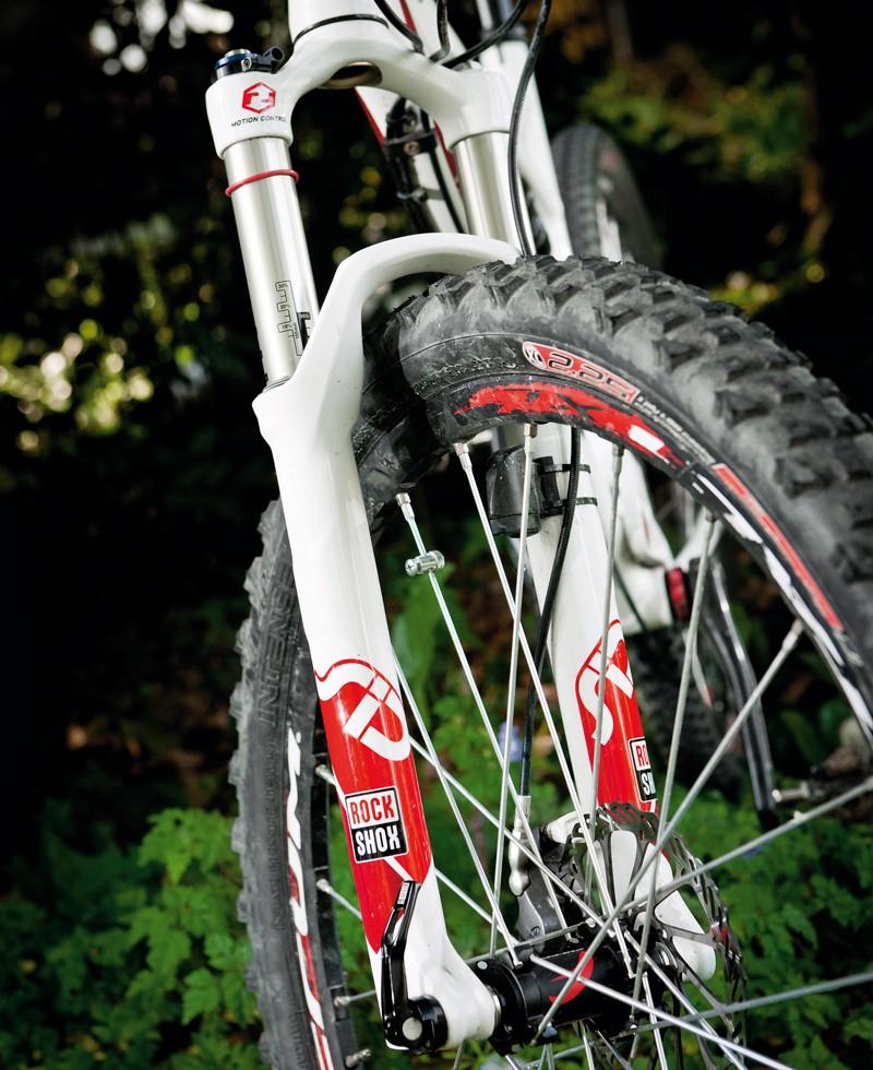 Rockshox SID 120 RLT QR15 forks