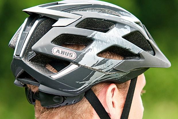 Abus Hill Bill helmet