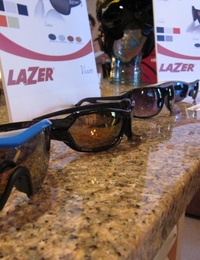 Lazer's entire new eyewear line