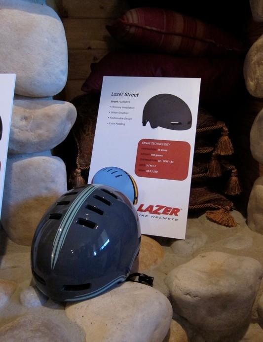 Lazer's Street helmet
