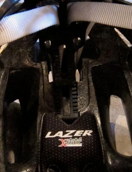 Lazer's new adjustable Rollsys