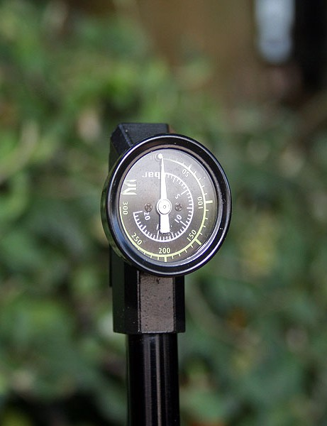 Birzman Zacoo Dagger pump