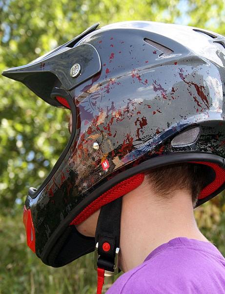 Alpina Evolution 2.0 full-face helmet