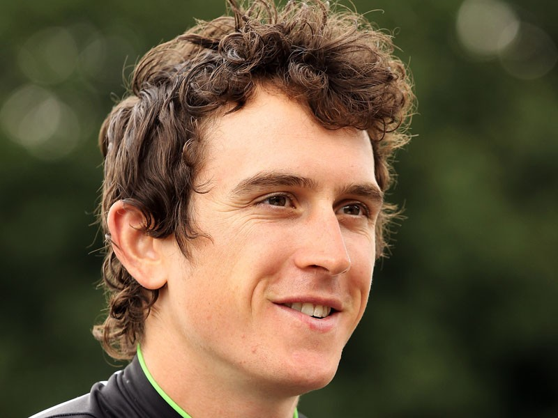 Geraint Thomas interviewed by Cyclingnews