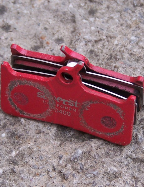 Superstar Kevlar Compound disc brake pads