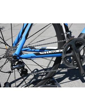 Storck's redesigned Absolutist is built with
