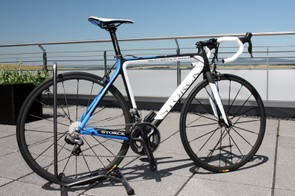 The all-new Storck Scentron will carry with it a retail price of €1,699 for the frame, fork and headset