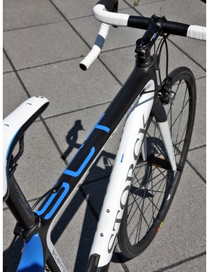 As always with Storck, the tube shaping on the new Scentron is smooth and organic with few, if any, abrupt changes