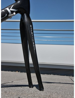 Storck's Stiletto forks are among the lightest in the industry despite the fact that the molds are over a decade old