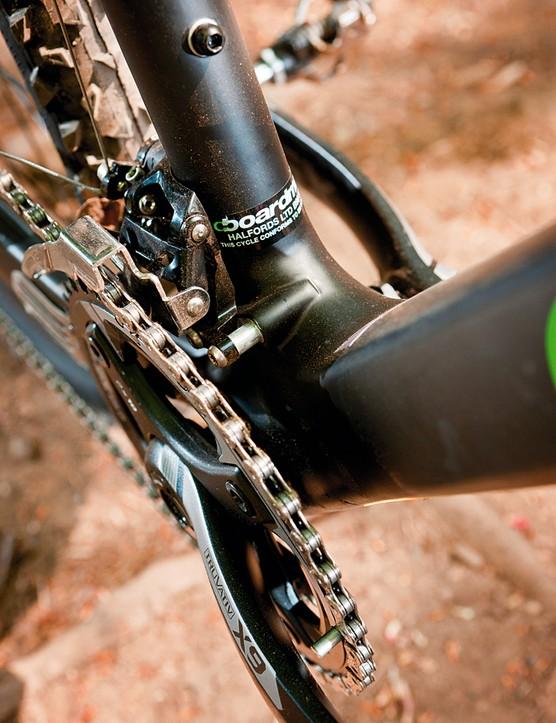 Direct-mount front mech ups the enjoyment factor