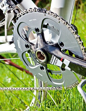 SRAM red throughout makes the Bianco amazing value