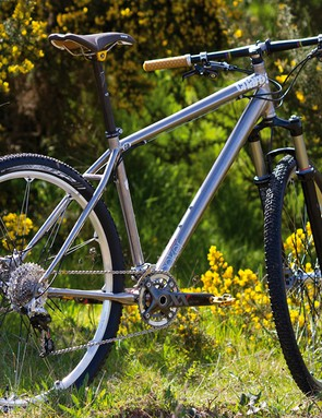 The Cooker Ti heads Charge's new 29er range