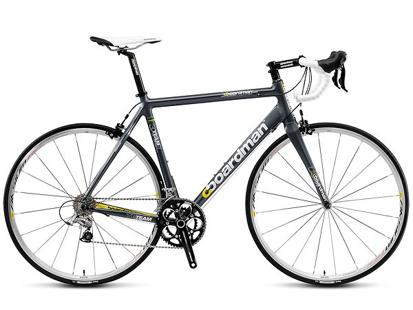 The aluminium Boardman Road Team could soon be yours