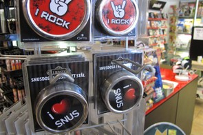 Stick it under the lips and get it going. Snus – everyone loves it