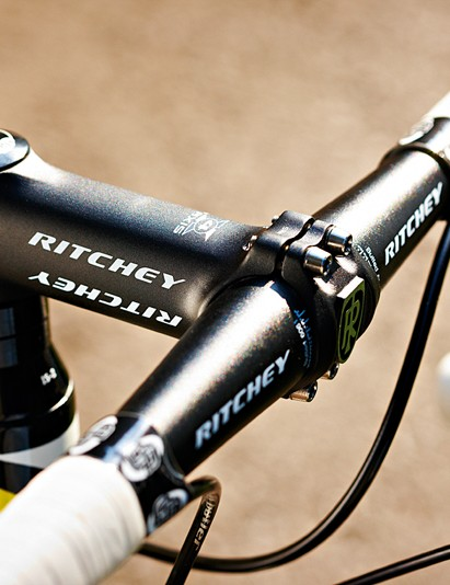 Ritchey take care of the front end reliably