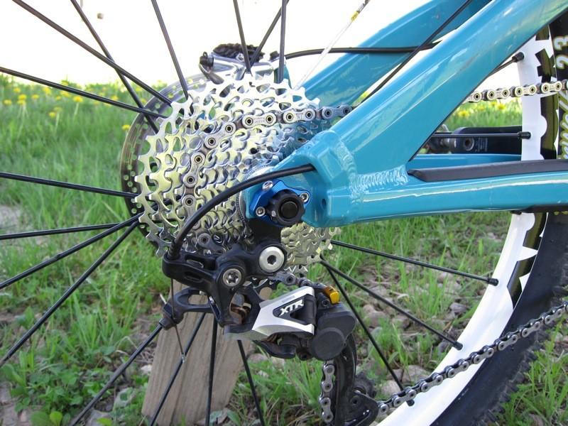Yeti SB-66 – First ride - BikeRadar
