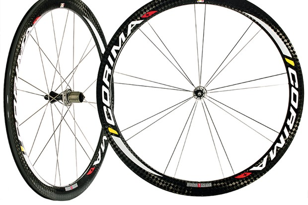 Corima Aero+ wheels