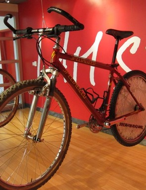 Deadly Nedly's S-Works circa mid-1990
