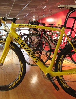 From Cancellara's days in yellow at the 2010 Tour de France