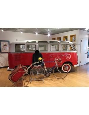 Specialized founder Mike Sinyard's infamous Volkswagen