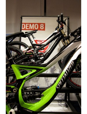 2012 Specialized Demo 8s