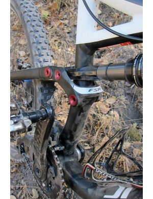 Sealed bearings and captured pivot hardware come as standard across the Stumpjumper line