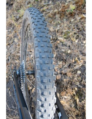 Specialized have redesigned the Ground Control tire for 2012