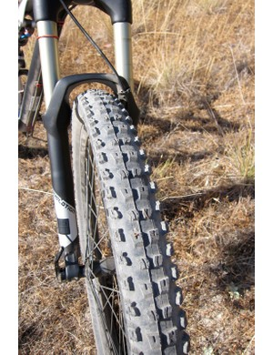 Specialized's Butcher tread
