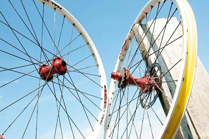 Halo Chaos Wheelset