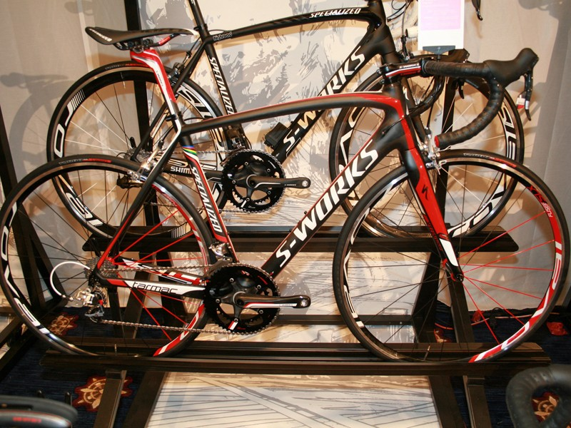 Specialized 2012 Road Bikes First Look Bikeradar